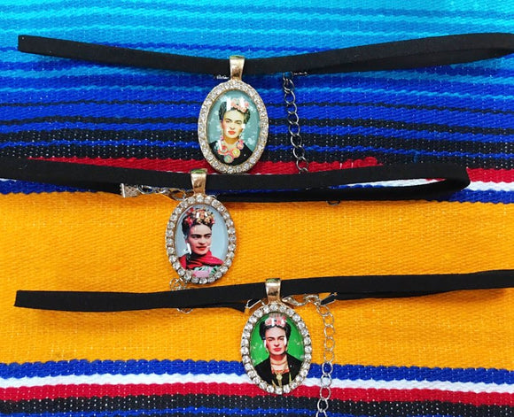 Frida Choker Necklace [3 Styles]