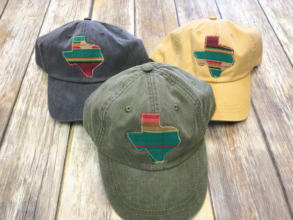 Lago Serape Cotton Cap