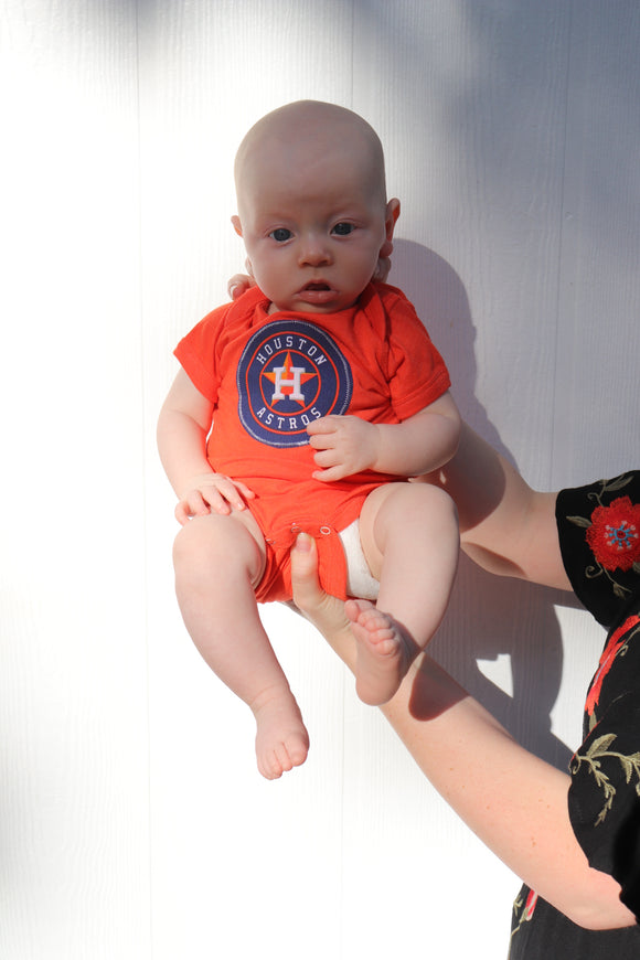 Houston Astros Onesies [All Colors]