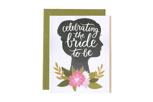 Celebrating the Bride Card