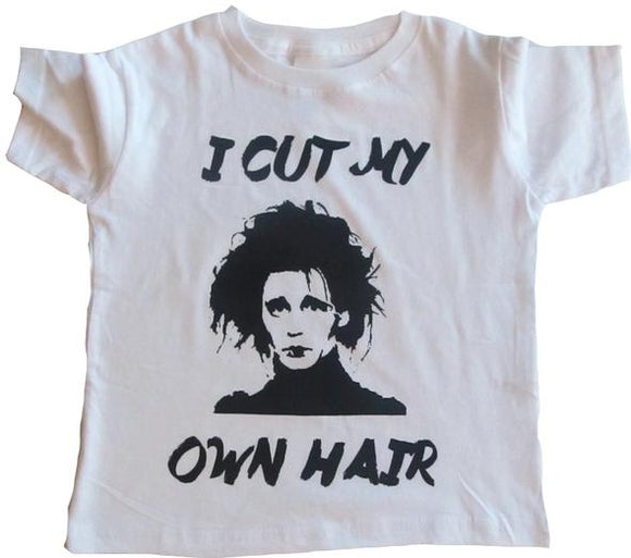 I Cut My Own Hair Children's Tee