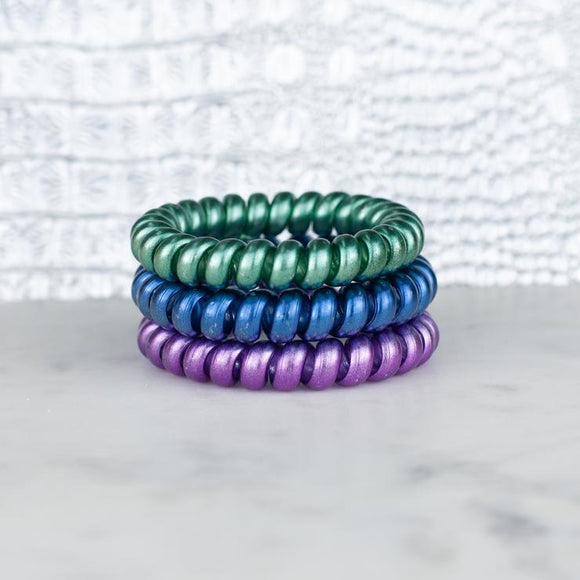 Last Call Hotline Hair Ties [Gemstones]