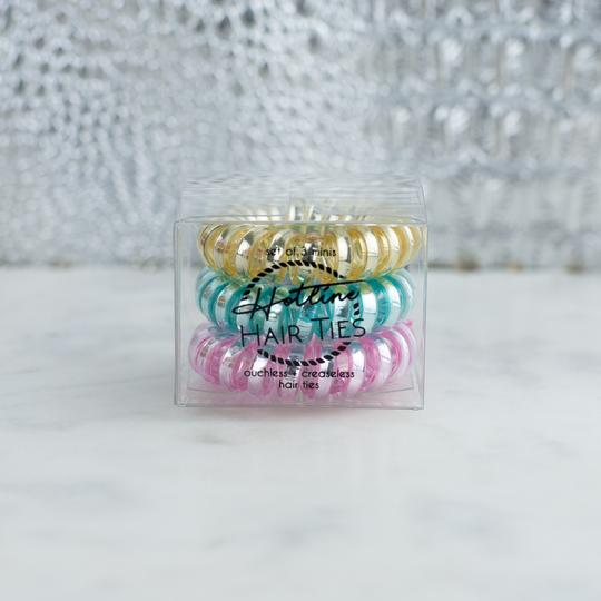 Last Call Mini Hotline Hair Ties [Macaron]