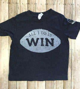 All I Do is Win Kid's Graphic Tee