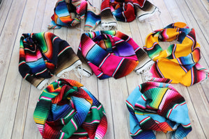 Sweet Serape Scarf [All Colors]