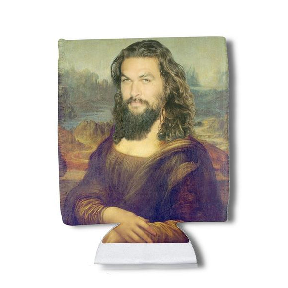 Jason Momoa Celebrity Can Holder