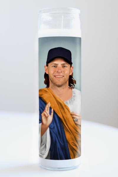 Josh Reddick Celebrity Saint Candle