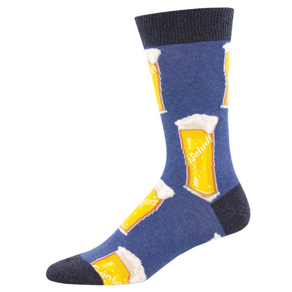 Here's a Toast Men's Socks