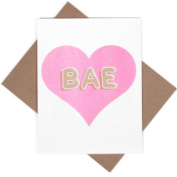 Bae Love Card