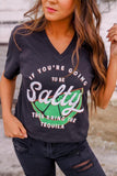 Salty Tequila Tee