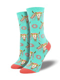 Steer Gypsy Women's Socks