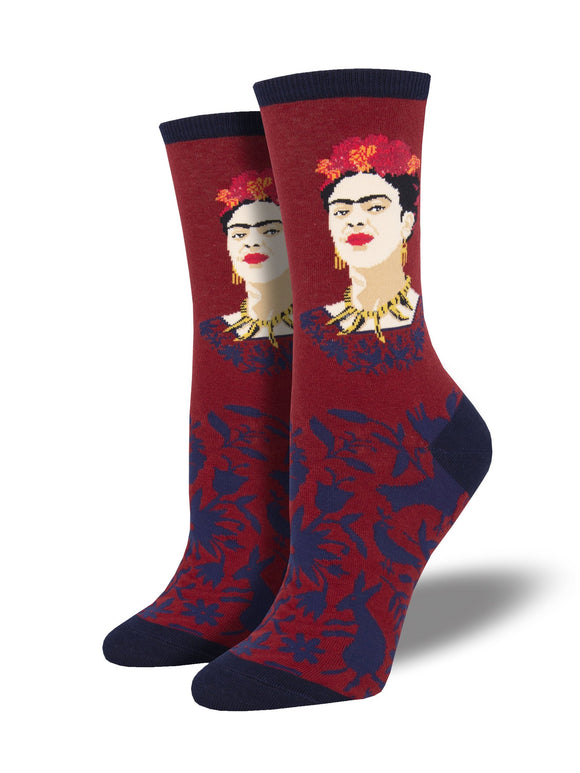 Fearless Frida Women's Socks [2 Colors]