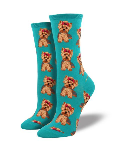 Yorkie Women's Socks [2 Colors]