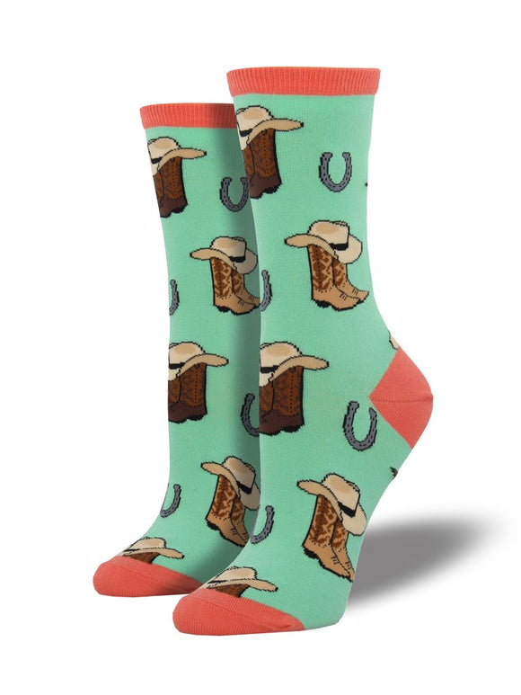 Cowboy Boots Women's Socks