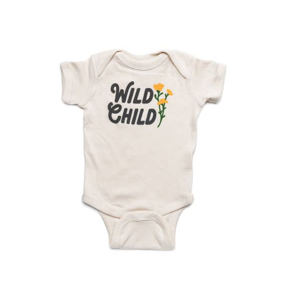 Wild Child Kids Onesie/Tee