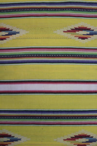 Amarillo Serape Key Hole Tee