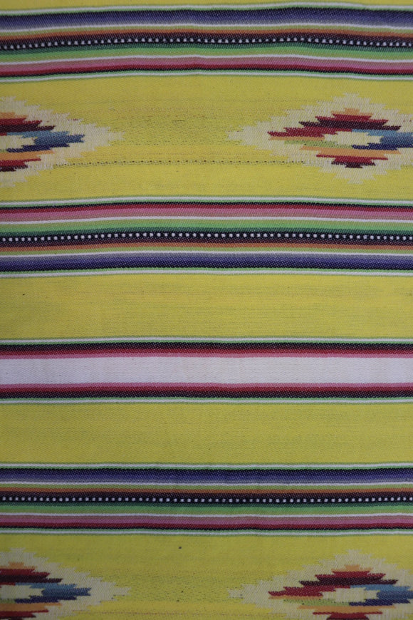 Amarillo Serape Long Sleeve Tee