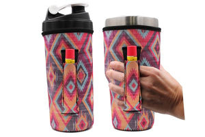 Tumbler Cup & Work-Out Bottle Handler [All Colors]