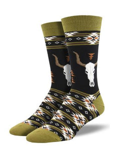 Cattle Call Men's Socks