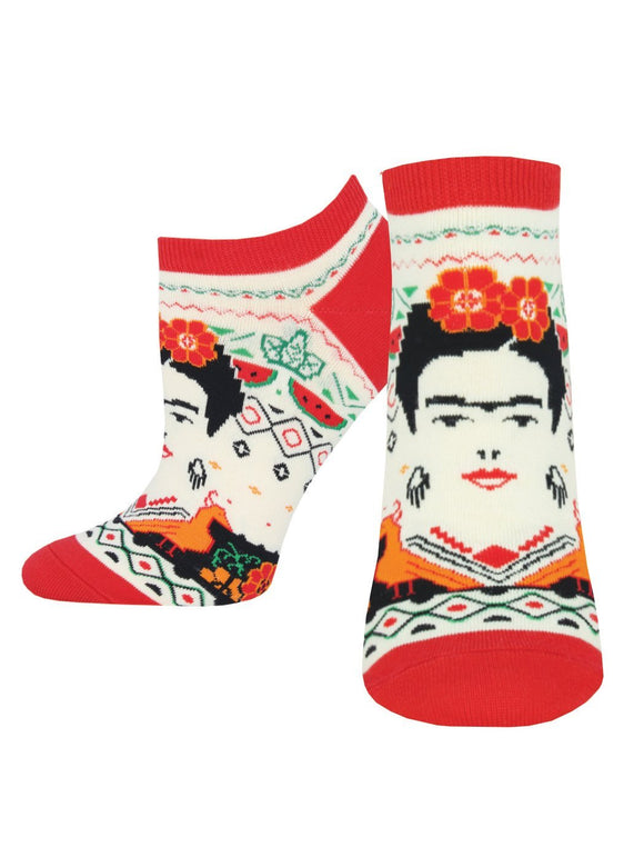 Frida Summer Shortie Women's Socks
