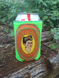 Frida Kahlo Custom Can Holder