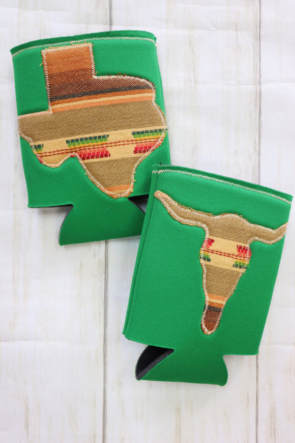Mojave Serape Custom Can Holder