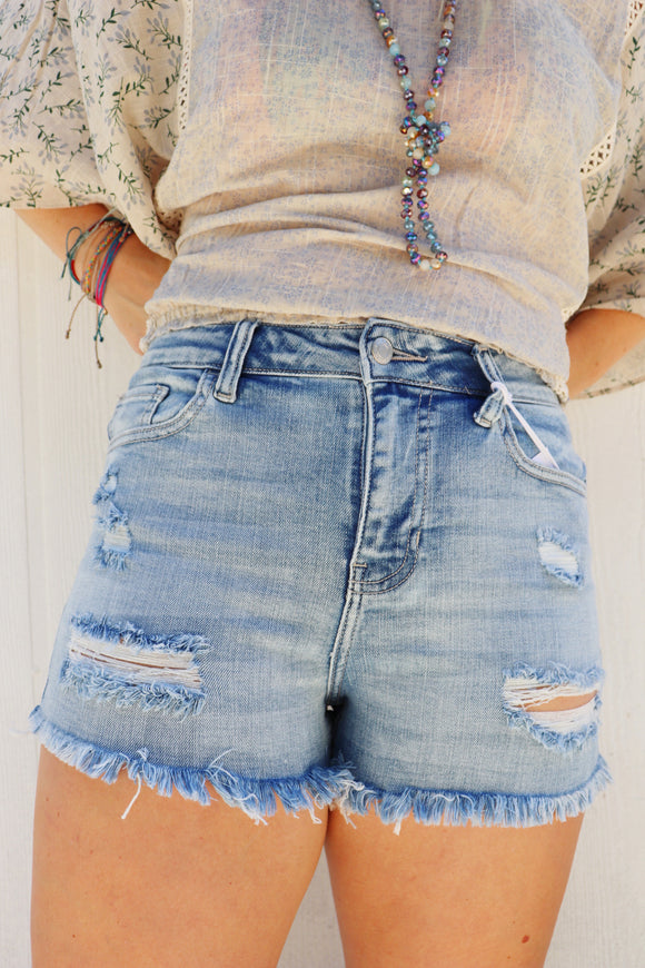 Frisky Frisco Denim Shorts