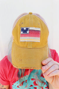 Silverado Serape Dirty Trucker Hat
