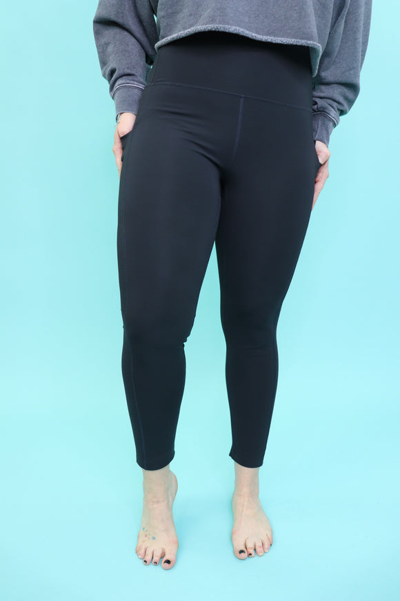 Beast Mode Highwaist Leggings [Black]