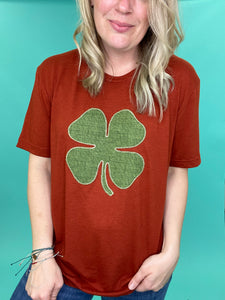 Luck Of The Irish Crew Tee