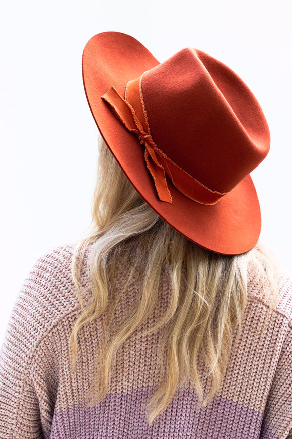 Last Call Presidio Panama Wool Hat [12 Colors]