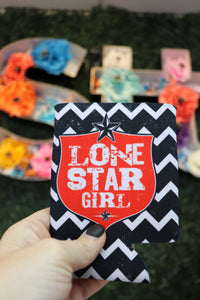 Lone Star Girl Can Holder