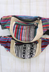 Last Call San Patriocio Serape Fanny Pack [2 Colors]