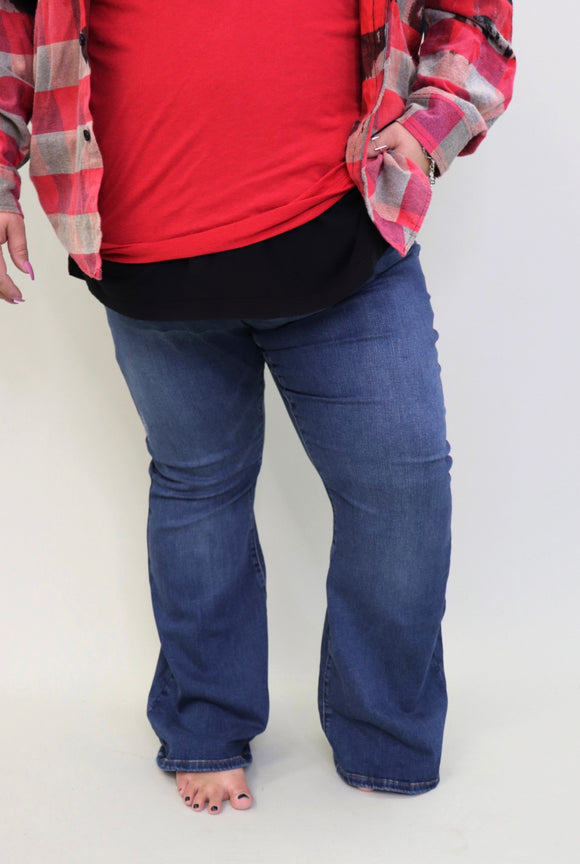 Queen Size Bloomington Bell Bottom Jeans