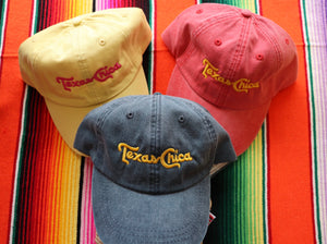 Texas Chica Caps [3 Colors]