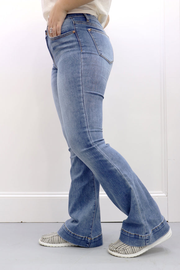 True Love Trouser Flare Jeans