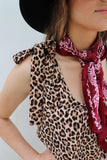 Vintage Paisley Silk Neckerchief [All Colors]