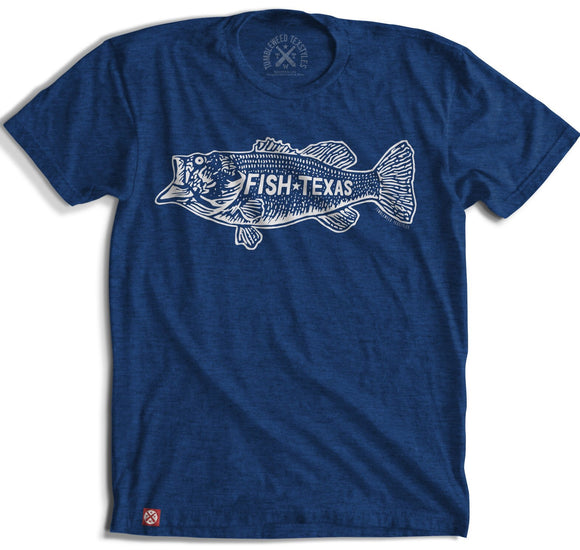 Big Texas Bass Tee