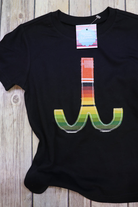 Playa Serape Custom Brand Kids Tee