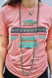 Last Call Navajo Pearl Turquoise Mix Necklace