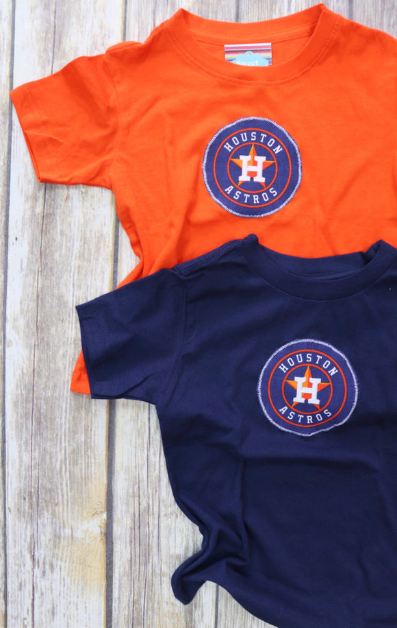 Houston Astros Kids Tee