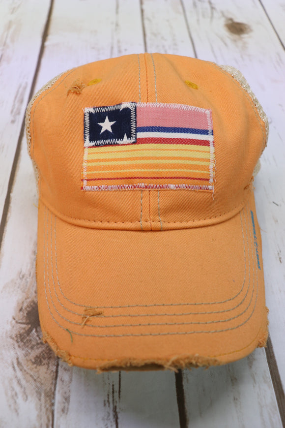 Corral Serape Flag Trucker Hat [All Colors]