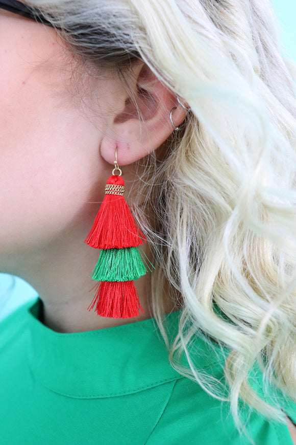 'Tis the Season Earrings