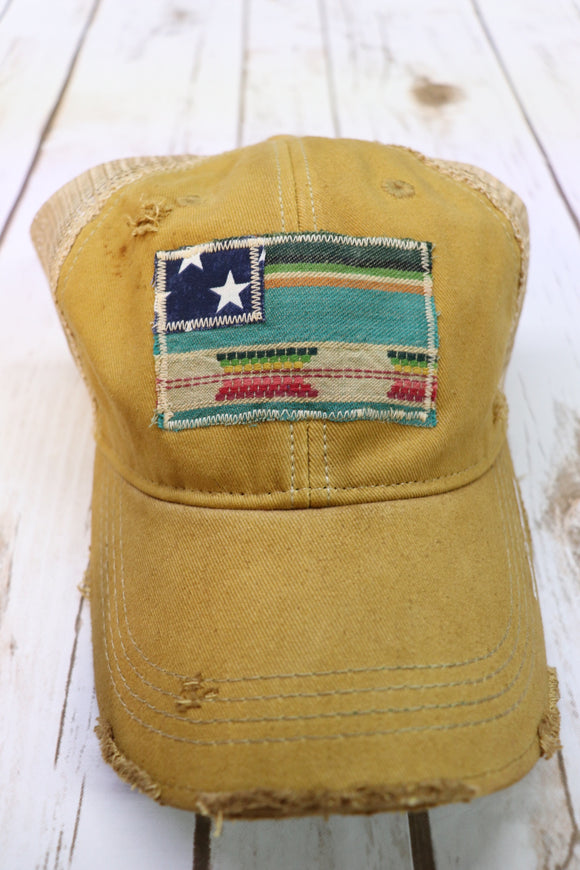 Lago Serape Flag Trucker Hat [All Colors]