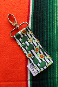 Lip Balm Holder Keychain [All Colors]