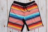 Serape Board Shorts