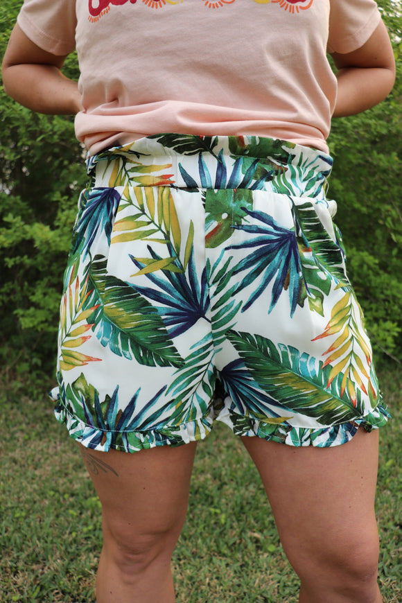 Surfside Sheer Shorts
