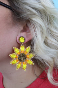 Hello Sunshine Earrings