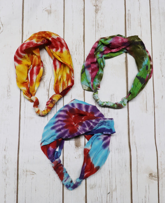Tie Dye Headbands [All Colors]