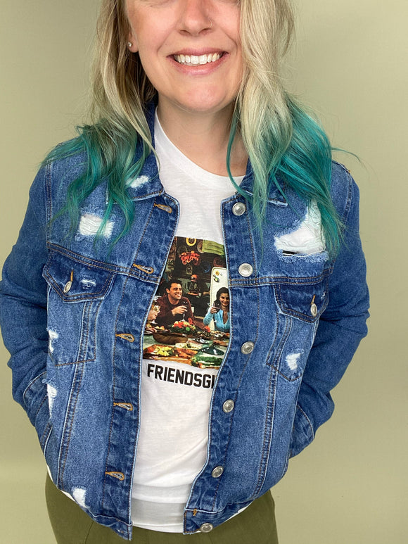 Vintage Vidor Denim Jacket
